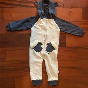 Rosie Pope Mittens Coverall with Hood